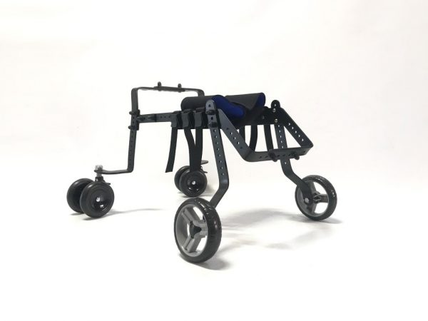 chariot pour chiens handicapés pattes avant -1