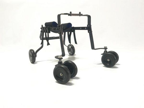 chariot pour chiens handicapés pattes avant -3