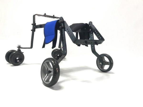 chariot pour chiens handicapés pattes avant -2